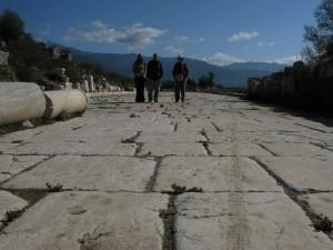 Xanthos Road